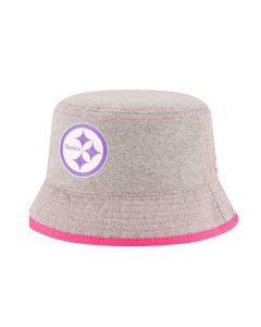 Pittsburgh Steelers Infant Pink Bucket Cap