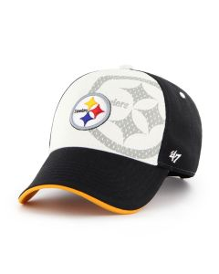 Pittsburgh Steelers Youth Adjustable Albie Cap