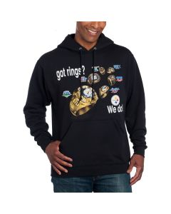 Pittsburgh Steelers Got Rings Pullover Hoodie