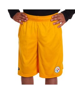 Pittsburgh Steelers Under Armour NFL Combine Yth Eliminator Short
