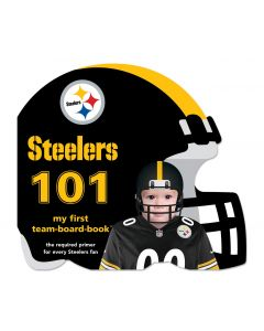 Pittsburgh Steelers Board Book 101