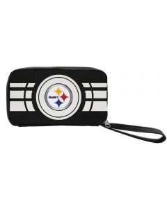 Pittsburgh Steelers Zip Wallet