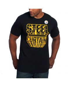 Pittsburgh Steelers Nike Heritage Tri-Blend T-Shirt