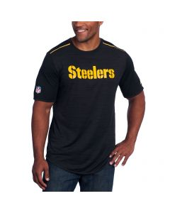 Pittsburgh Steelers Nike Short Sleeve Player Black T-Shirt