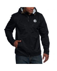 Pittsburgh Steelers Superset Full-Zip Hooded Jacket