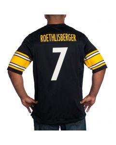 Ben Roethlisberger #7 Men's Nike Replica Home Jersey