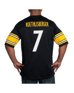 Ben Roethlisberger #7 Men's Nike Replica Home Jersey