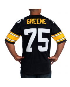Joe Greene #75 Mitchell & Ness Replica Home Jersey