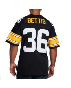Jerome Bettis #36 Mitchell & Ness Limited/Replica Home Jersey