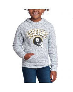 Pittsburgh Steelers Girls Helmet Hoodie