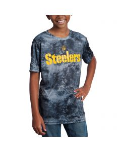 Pittsburgh Steelers Boys Magna T-Shirt