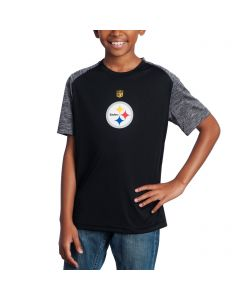 Pittsburgh Steelers Boys Peak T-Shirt