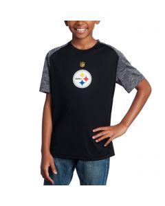 Pittsburgh Steelers Boys Peak T-Shirt