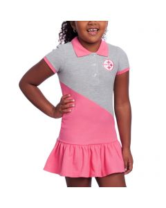 Pittsburgh Steelers Girls Good Sport Dress