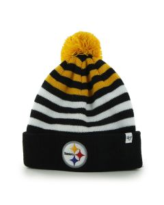 Pittsburgh Steelers Youth Yipes Cuff Knit Cap