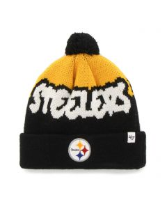Pittsburgh Steelers Youth Underdog Cuff Knit Cap