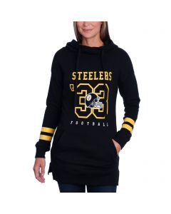 Pittsburgh Steelers Women's French Terry Hoodie
