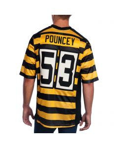 Maurkice Pouncey #53 Men's Nike Limited Throwback Jersey