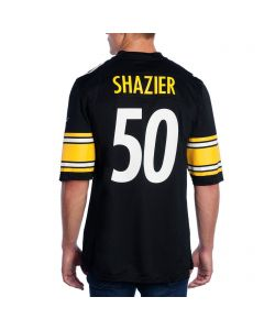 Ryan Shazier #50 Men's Nike Replica Home Jersey