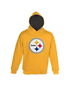Pittsburgh Steelers Toddler Boys Prime Gold Hoodie