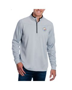 Pittsburgh Steelers Nike Golf 1/2 Zip Dri-FIT Long Sleeve Top