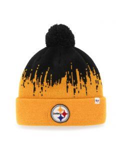 Pittsburgh Steelers '47 Riser Cuff Knit Hat