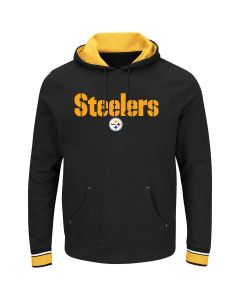 Pittsburgh Steelers Championship Extended Size Fleece Hoodie