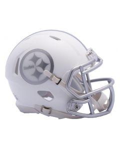Pittsburgh Steelers Speed Ice Alt Mini Helmet