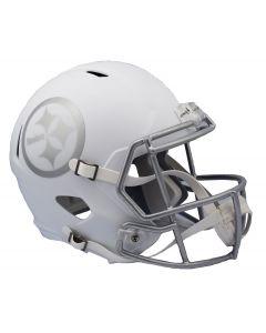 Pittsburgh Steelers Speed Ice Alt Replica Helmet