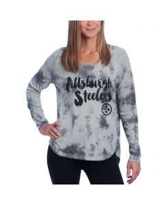 Pittsburgh Steelers Women's Touch Victory Long Sleeve Top