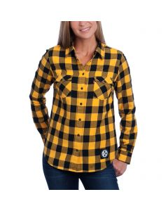 Pittsburgh Steelers Levi's Women's Buffalo Western Shirt