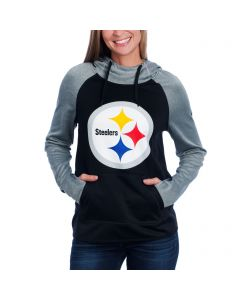 Pittsburgh Steelers Nike Women's All Time Fleece Hoodie