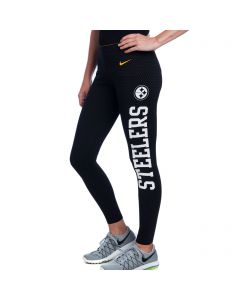 Pittsburgh Steelers Nike Women's Legasee Tight