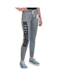 Pittsburgh Steelers Women's Junk Food Sunday Fleece Pant
