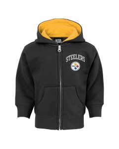 Pittsburgh Steelers Toddler Boys Pledge Hoodie