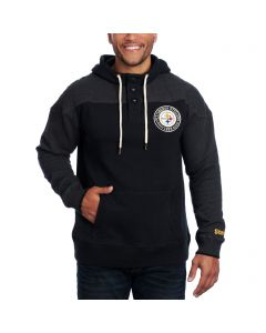 Pittsburgh Steelers Mitchell & Ness Play by Play Fleece Hoodie
