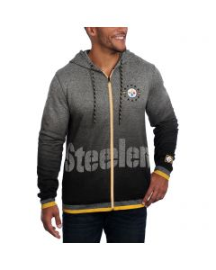 Pittsburgh Steelers Full Zip Fleece Hoodie