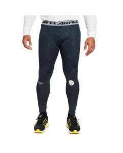 Pittsburgh Steelers Under Armour NFL Combine Novelty Compression Tights