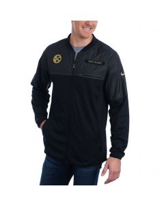 Pittsburgh Steelers Nike Hybrid Salute to Service (STS) Jacket