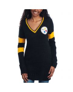 Pittsburgh Steelers Women's Touch Varsity Sweater