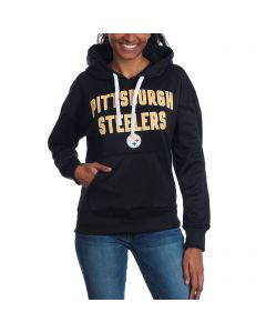 Pittsburgh Steelers Women's Touch Championship Pullover Fleece Hoodie