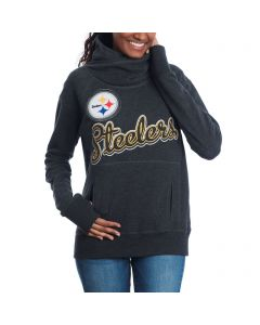 Pittsburgh Steelers Women's Touch Trekker Fleece Sweatshirt