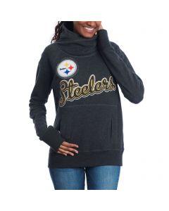 Pittsburgh Steelers Women's Touch Trekker Fleece Sweatshirt