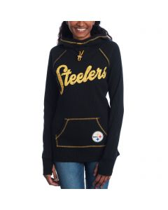 Pittsburgh Steelers Women's Touch Thermal Hoodie