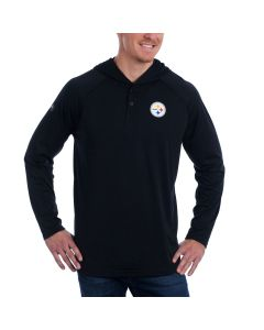 Pittsburgh Steelers Under Armour NFL Combine Tech Hoodie