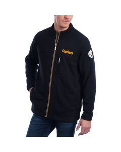 Pittsburgh Steelers Tommy Bahama Blindside Full-Zip Fleece
