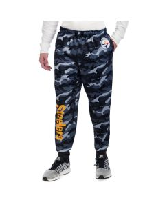Pittsburgh Steelers Camouflage Jogger Pant