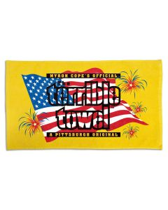 Pittsburgh Steelers Patriotic Terrible Towel