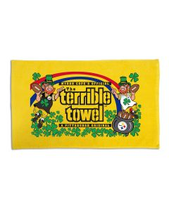 Pittsburgh Steelers Leprechaun Terrible Towel