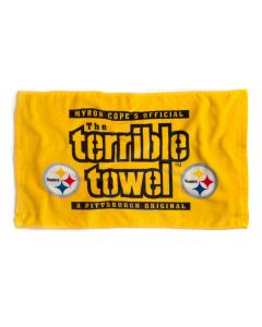 Pittsburgh Steelers Logo Terrible Towel